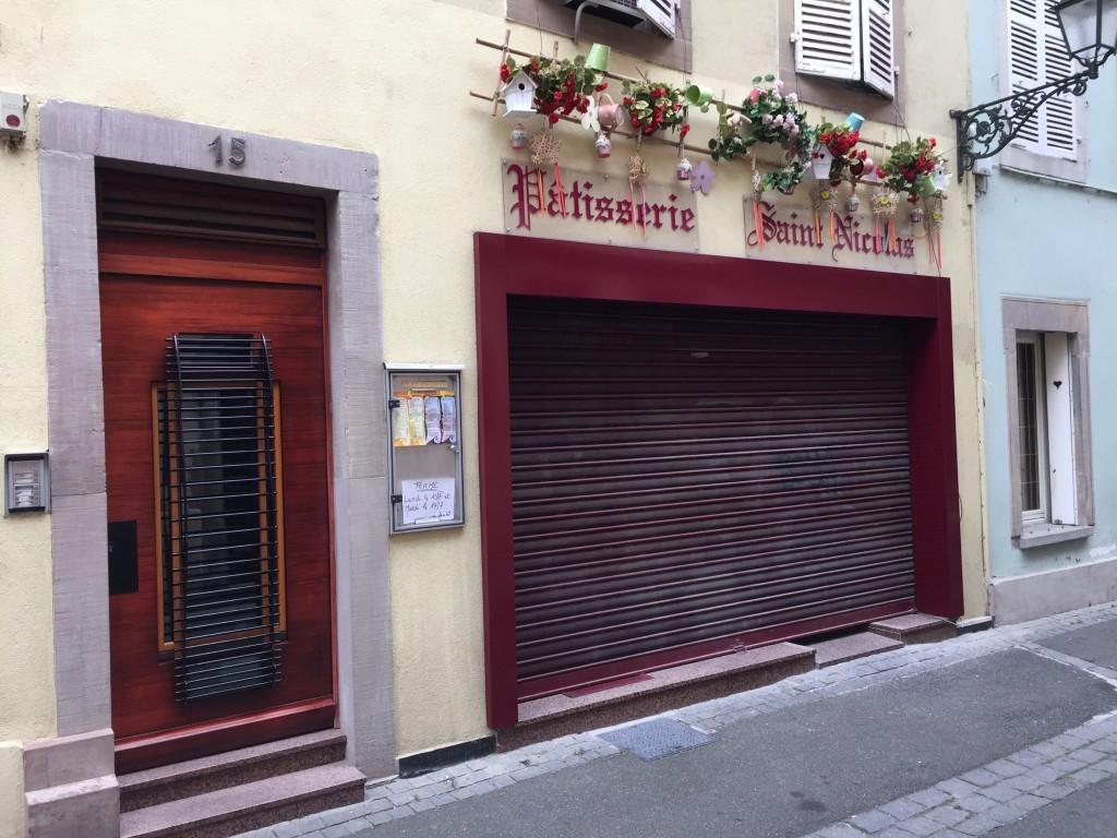 Etienn Charbonneaus Bäckerei?