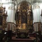 Altar St. Peter / Salzburg