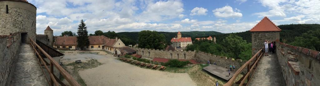 Burg Veveri bei Brünn
