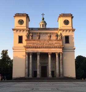 Kathedrale Vac